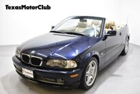 BMW 3 Series 330Ci 2dr Convertible Sport Package w Nav 2002