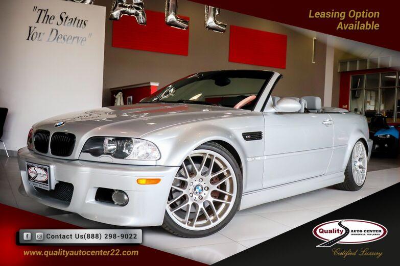 2002 BMW 3 Series M3 Springfield NJ