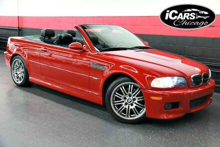 2002_BMW_M3_2dr Convertible_ Chicago IL