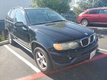 2002_BMW_X5_3.0i_ Roseville CA