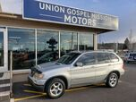 2002 BMW X5 (Needs Work) 3.0i