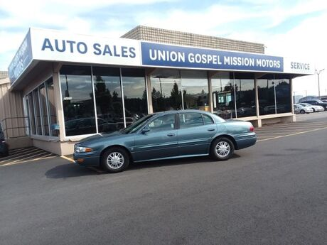 2002 Buick LeSabre Custom Spokane Valley WA