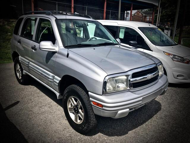 2002_CHEVROLET_TRACKER_LT_ Bridgeport WV