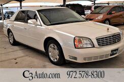 2002_Cadillac_DeVille__ Plano TX