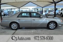 2002_Cadillac_DeVille_DTS_ Plano TX