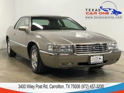 2002_Cadillac_Eldorado_LEATHER HEATED SEATS BOSE SOUND DUAL POWER SEATS DUAL CLIMATE C_ Carrollton TX