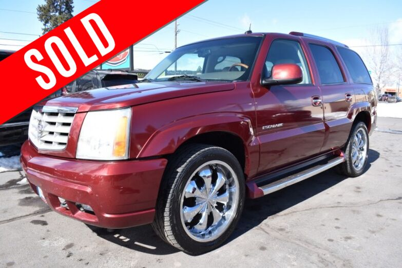 2002 Cadillac Escalade AWD Bend OR