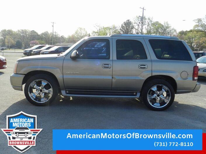 2002 Cadillac Escalade Base Brownsville TN