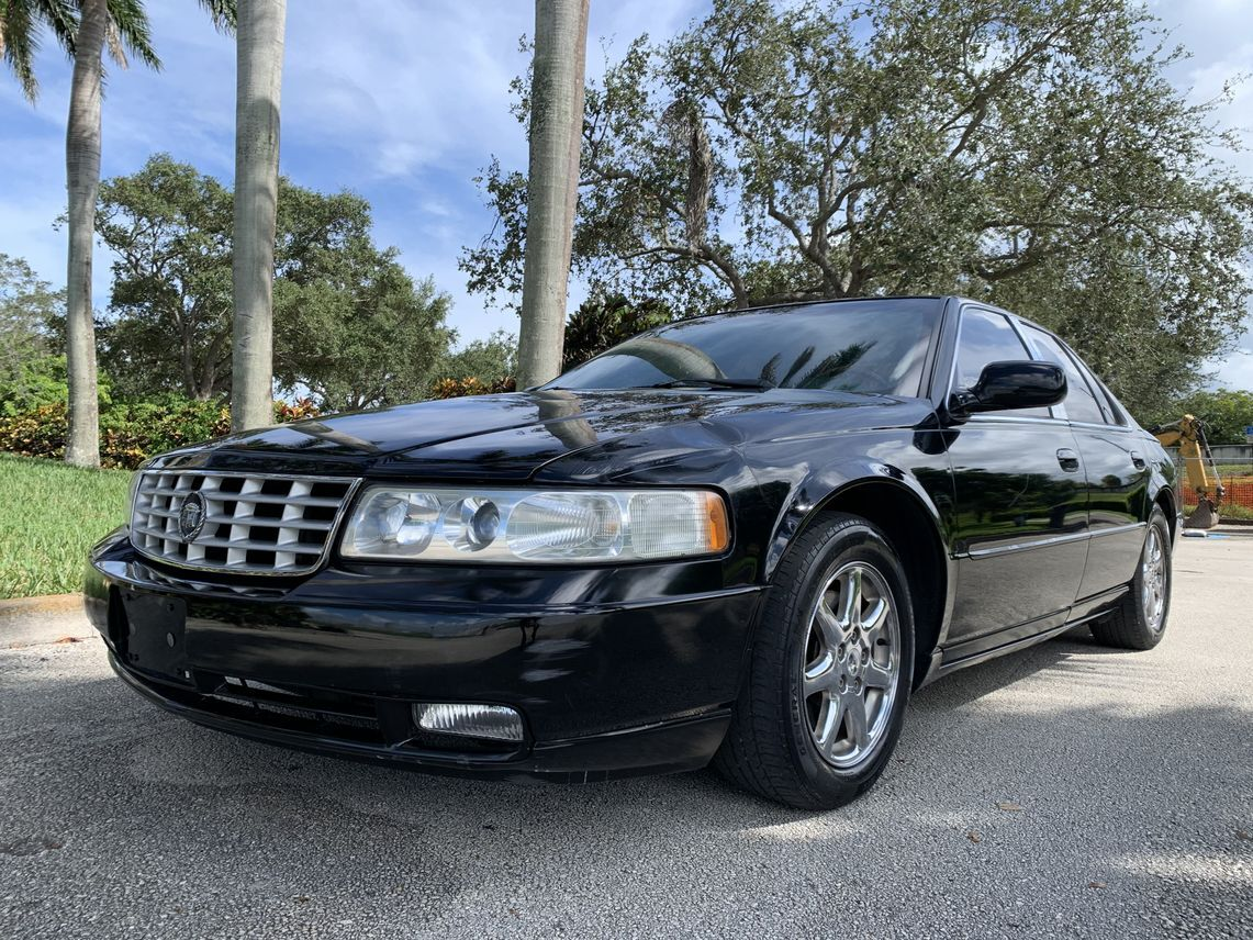 2002 Cadillac Seville STS Touring Sedan 4D Hollywood FL