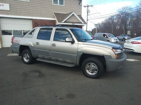 2002 Chevrolet Avalanche  East Windsor CT