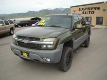 2002_Chevrolet_Avalanche__ North Logan UT