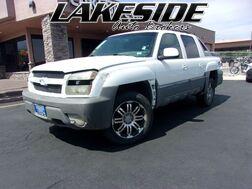 2002_Chevrolet_Avalanche_1500 4WD_ Colorado Springs CO