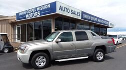 2002_Chevrolet_Avalanche_1500 4WD_ Spokane Valley WA
