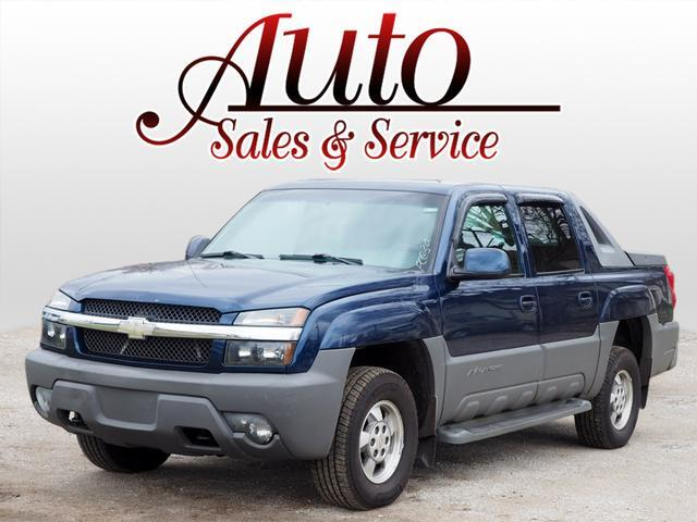 2002 Chevrolet Avalanche 1500 Indianapolis IN