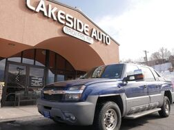 2002_Chevrolet_Avalanche_2500 4WD_ Colorado Springs CO