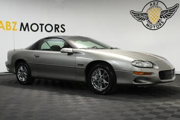 2002_Chevrolet_Camaro_Z28_ Houston TX