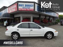 2002_Chevrolet_Cavalier_VL, Great Condition, Perfect First Car_ Kelowna BC