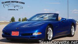 2002_Chevrolet_Corvette__ Lubbock TX