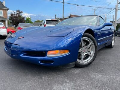 Chevrolet Corvette  2002