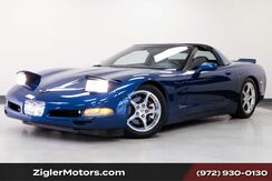 2002_Chevrolet_Corvette_6 Speed Manual/Clean Carfax/Very Clean with Upgrades!_ Addison TX