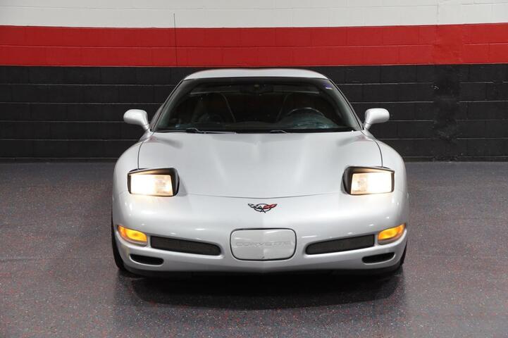 2002 Chevrolet Corvette Z06 6-Speed Manual 2dr Coupe Chicago IL