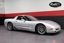 2002 Chevrolet Corvette Z06 6-Speed Manual 2dr Coupe
