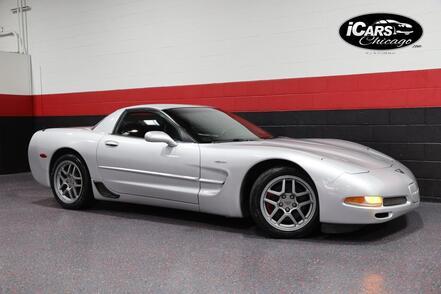 2002_Chevrolet_Corvette_Z06 6-Speed Manual 2dr Coupe_ Chicago IL