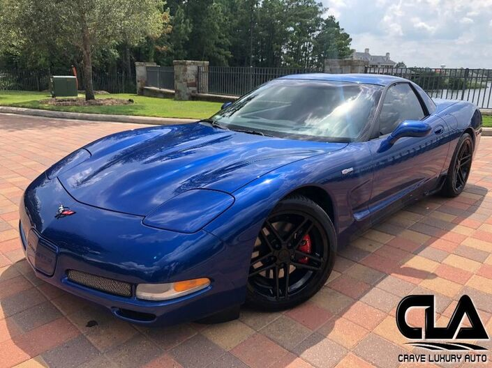 2002 Chevrolet Corvette Z06 The Woodlands TX