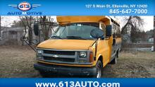 2002_Chevrolet_Express_G3500_ Ulster County NY