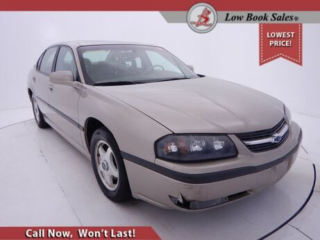 2002_Chevrolet_IMPALA_LS_ Salt Lake City UT