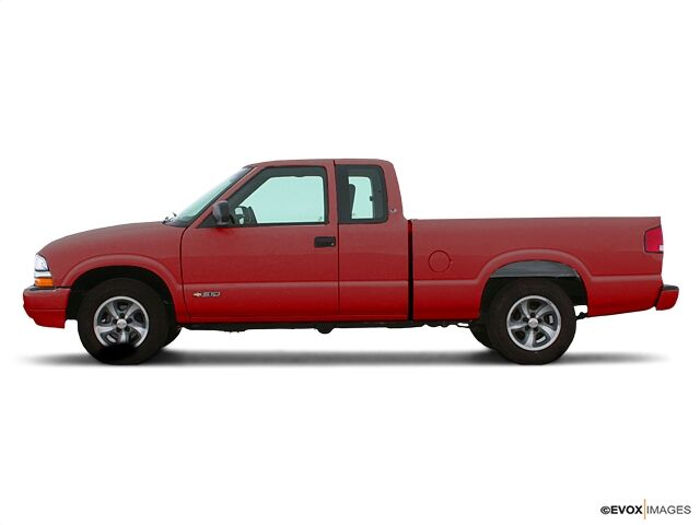 2002 Chevrolet S-10 LS Ext. Cab 2WD Indianapolis IN