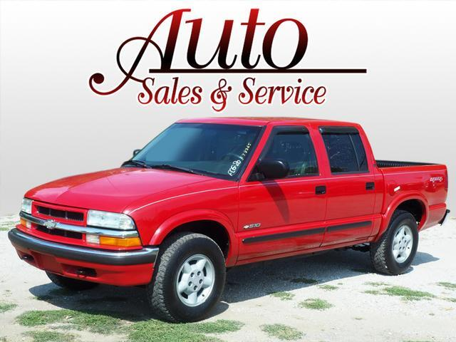 2002 Chevrolet S-10 LS Indianapolis IN