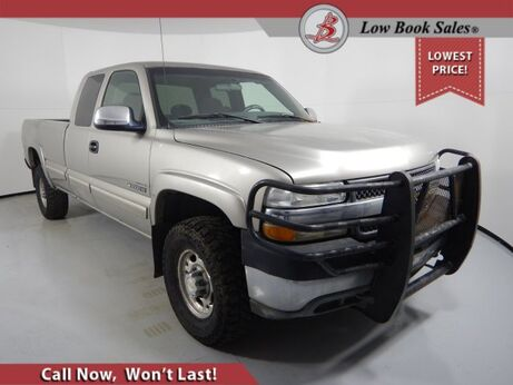 2002_Chevrolet_SILVERADO 2500HD_LS_ Salt Lake City UT