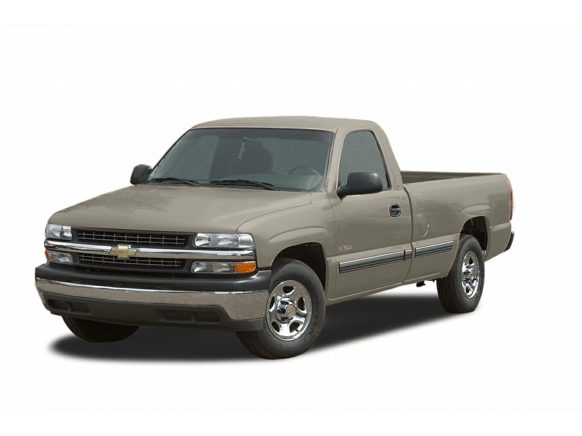2002 Chevrolet Silverado 1500 LS Green Bay WI