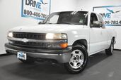 2002 Chevrolet Silverado 1500 LT HEATED SEATS ONSTAR LEATHER BED LINER CRUISE CTRL ALLOYS