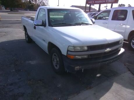 2002 Chevrolet Silverado 1500 Long Bed 2WD Whiteville NC