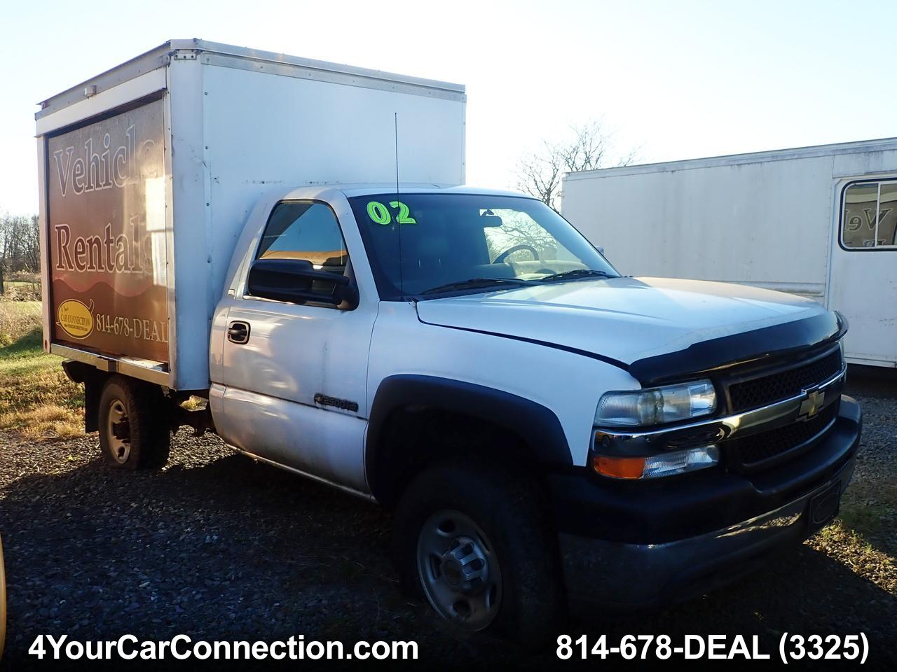 2002 Chevrolet Silverado 2500HD Cranberry PA