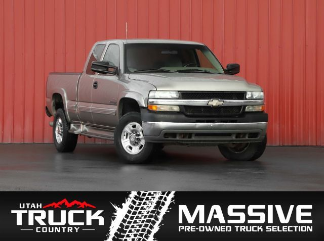 2002 Chevrolet Silverado 2500HD Ext. Cab Short Bed 2WD Lehi UT