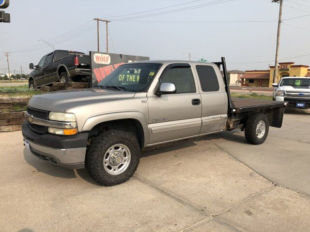 2002 chevrolet silverado 2500hd ls kimball ne 26363116. Black Bedroom Furniture Sets. Home Design Ideas