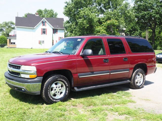 2002 Chevrolet Suburban 1500 4WD Indianapolis IN