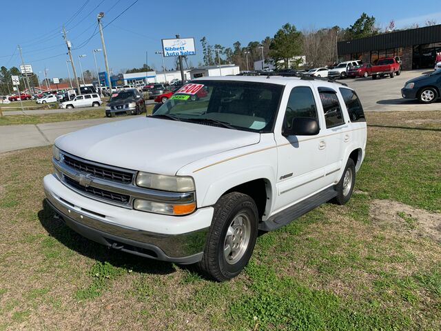 2002 Chevrolet Tahoe 4WD Whiteville NC