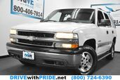 2002 Chevrolet Tahoe LS 247K TOWING PKG ROOF RACK RUNBOARDS 3RD ROW REAR AC