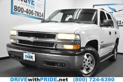 2002_Chevrolet_Tahoe_LS 247K TOWING PKG ROOF RACK RUNBOARDS 3RD ROW REAR AC_ Houston TX