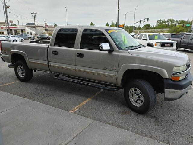 2002 Chevy 2500 HD  Idaho Falls ID