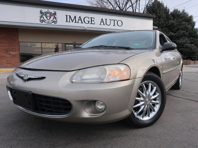 2002 Chrysler Sebring LXi West Jordan UT