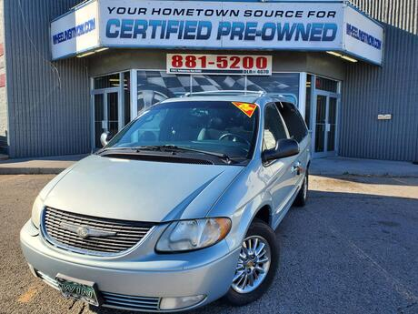 2002 Chrysler Town & Country  Idaho Falls ID