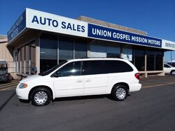 2002_Chrysler_Town & Country_LX_ Spokane Valley WA