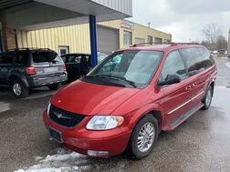 2002_Chrysler_Town & Country_Limited_ Cleveland OH