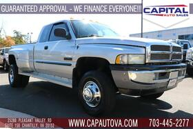 2002_DODGE_RAM 3500_LARAMIE SLT_ Chantilly VA