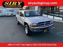 2002_Dodge_Dakota_SLT_ San Diego CA